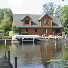 Rental info for WATERFRONT HOME IN GREAT LOCATION (OSHKOSH, WI)