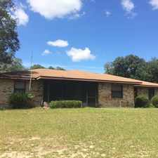 Rental info for Beautiful custom home with lots of land