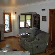 Rental info for lower duplex in the Wauwatosa area