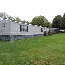 Rental info for Very nice 2br, 2ba trailer home in great location