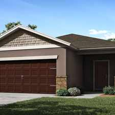 Rental info for Splendid community of new homes located in Tampa Bay.