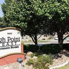 Rental info for High Point East