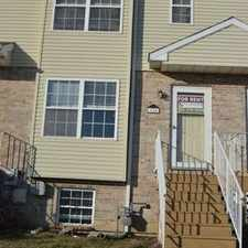 Rental info for Wonderful 2 Bedroom Townhouse In Appoquinimink School District!