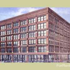 Rental info for Lake Street Lofts in the Chicago area