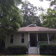 Rental info for Cute downtown cottage!!