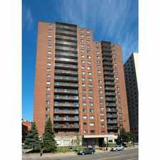 Rental info for The Tadoussac Apartments