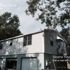 Rental info for 1631 Rose Drive