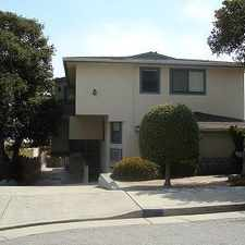 Rental info for NEW MONTEREY - LARGE 1BED W/PRIVATE DECK & VIEWS