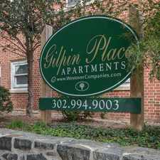 Rental info for Gilpin Place Apartments