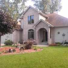 Rental info for Custom 4brm home on cul de sac near Lake Michigan