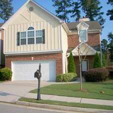 Rental info for Large Attractive Home, Mill Creek Schools.