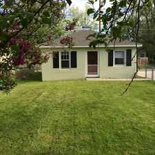 Rental info for Adorable 1 bedroom house