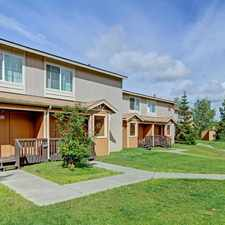 Rental info for The Glen Apartments in the Anchorage area