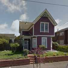Rental info for Spacious 3 bed/1.5 Victorian home in the heart of Eureka, fenced yard!