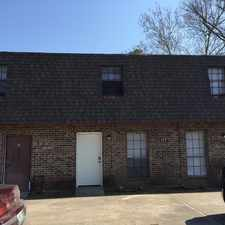 Rental info for 2 Bd 1.5 Ba Apt...Close to Interstate, Shopping, Bus Route!