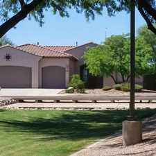 Rental info for 5810 South Dragoon Drive