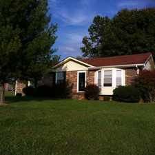 Rental info for 3 bedroom on approx 1 acre in Scottsville KY