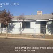 Rental info for 904 Hurrle St. in the Bakersfield area