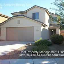 Rental info for 6897 S. Sonoran Bloom Ave