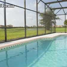 Rental info for $1350 4 bedroom House in Osceola (Kissimmee) Kissimmee