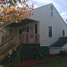 Rental info for Beautiful Two Bedroom One Bathroom Home In Radford Area