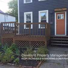 Rental info for 2130 W. 20th st. in the Tremont area