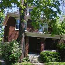 Rental info for 108 E. Frambes Ave.