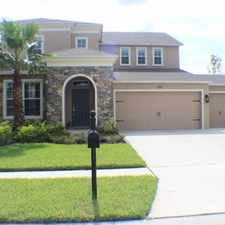 Rental info for Wesley Chapel – 4BR/ 4 BA Luxury Executive Pool Home, Move In Condition!
