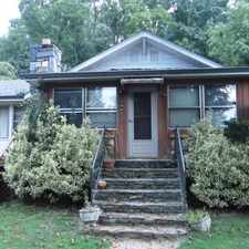 Rental info for Cottage in Swannanoa