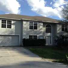 Rental info for 5 Bedroom 2.5 Bath Home in Palm Coast