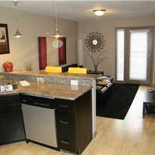 Rental info for New Furnished 2 bed 2.5bathLaundryPrivate Garage in the Indianapolis area