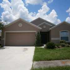 Rental info for Cozy 3/2 Single-family home in beautiful Groveland!!
