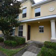 Rental info for 2 Story Townhome in Gated Community of Eiland Park