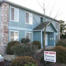 Rental info for Quiet Two Bedroom Apartment in Stayton