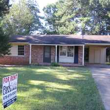 Rental info for Brick Ranch in Griffin