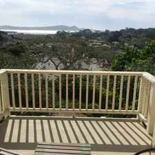 Rental info for 3/3 Home in Carmel with Breathtaking View of Point Lobos
