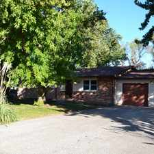 Rental info for Immaculate 3 bedroom Derby home on 3/4 wooded acre lot!