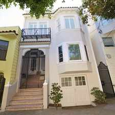 Rental info for All Hayes Valley Has To Offer At Your Door. Charming Picture Perfect Condo Truly Magnificent!!