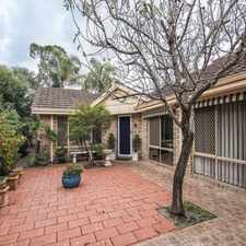 Rental info for MAYLANDS VILLA - NOT TO BE MISSED!