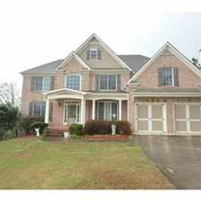 Rental info for $3000 / 6br - Wild Timber Sugar Hill GA
