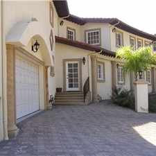 Rental info for Hollywood Hills Custom Mediterranean View Home in the Los Angeles area