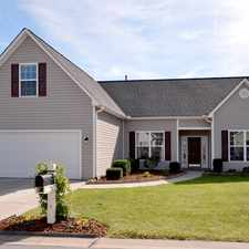 Rental info for Riverstone Home for Rent