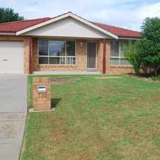 Rental info for Free Standing Villa with Lawn and Garden Maintenance in the Wagga Wagga area