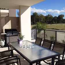 Rental info for GROUND FLOOR LUXURY APARTMENT unit 105 in the Gold Coast area