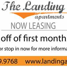 Rental info for The Landing Apartments