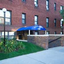 Rental info for Slater Square Apartments in the Elliot Park area