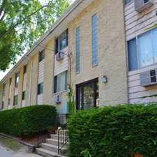 Rental info for 404 Chamberlain Ave