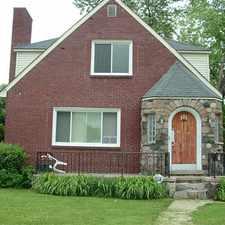 Rental info for 101 South Jessie in the Pontiac area