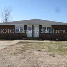 Rental info for 2BD/1BA Apartment in Sikeston