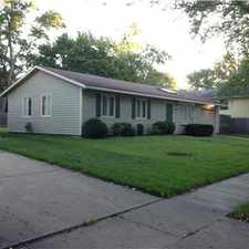 Rental info for Great House for Rent in the Champaign area